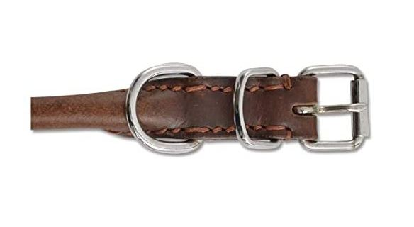 Ancol Leather Dog Collar Review