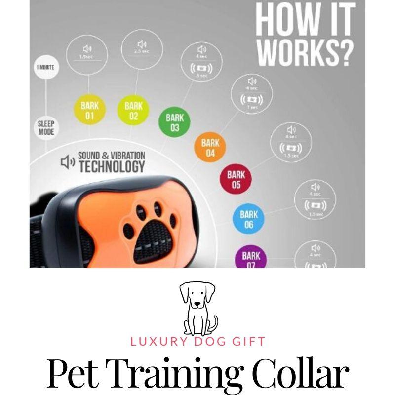 Petic Anti-Bark Dog Collar