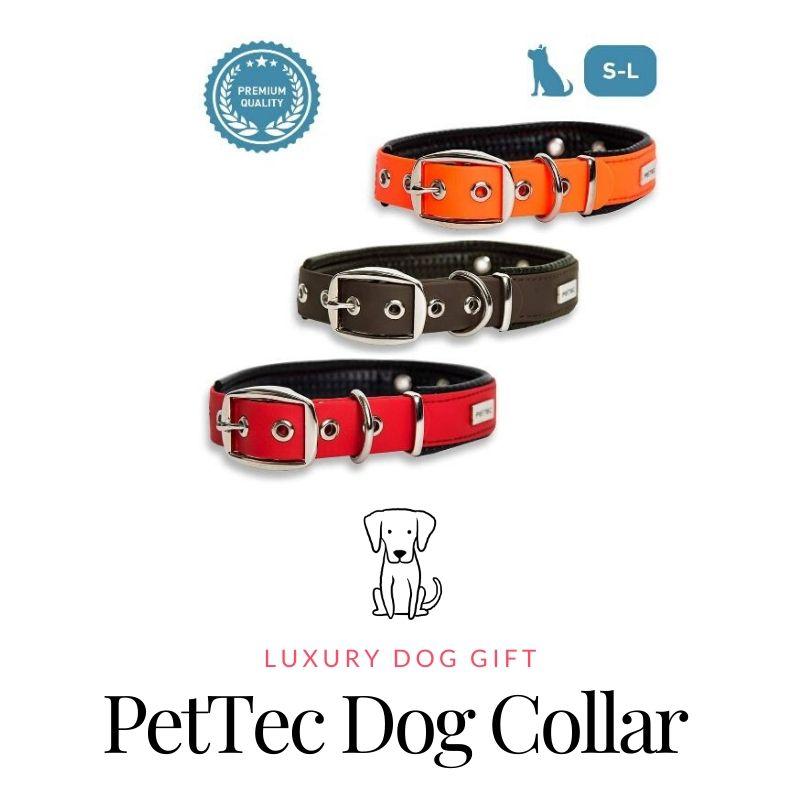 pet tech dog collar review