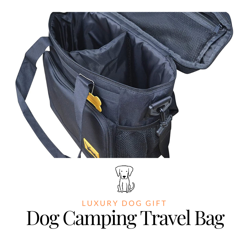 Dog Camping Travel Bag REVIEW