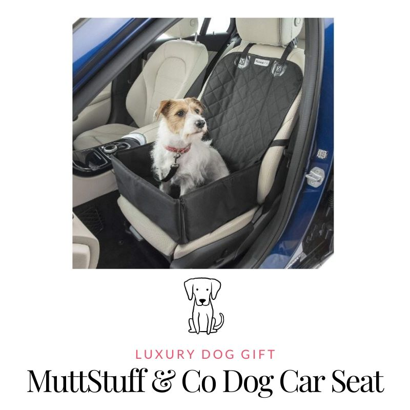 Picture of MuttStuff & Co Dog Car Seat