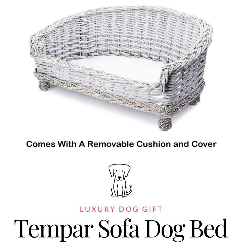 Tempar sofa bed