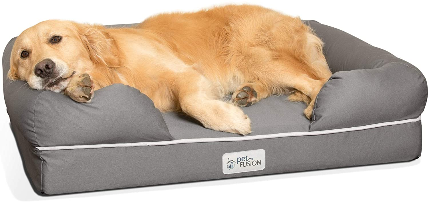 waterproof dog bed for incontinence